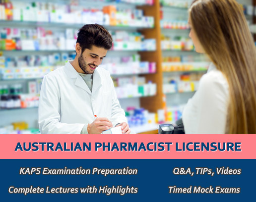 Pharmacy Prep -Get Real Success in KAPS Exam