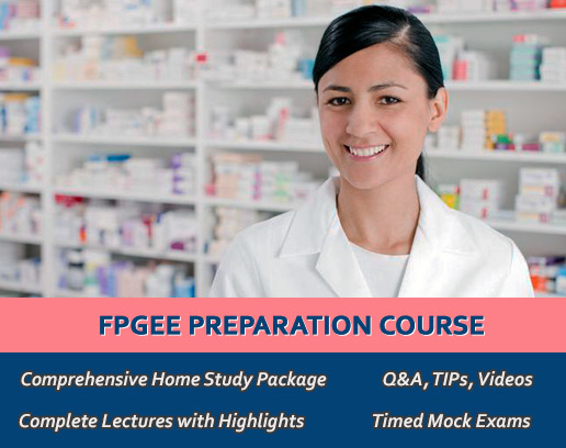 Pharmacy Prep - Get Real Success in FPGEE & NAPLEX