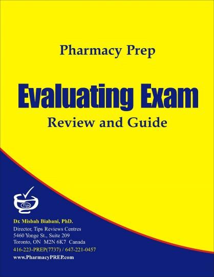 Pebc sample exam questions.