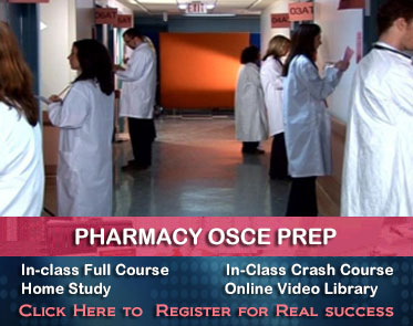 Pharmacy Prep - Get Real Success in PEBC OSCE Exam
