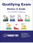 PEBC Qualifying Exam Prep Books by Pharmacy Prep