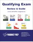 PEBC Qualifying Exam Prep Books by Pharmacy Prep