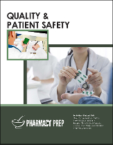 Pharmacy Prep Qualifying Exam Review Pharmacy Operational Managements - Misbah Biabani, Ph.D.