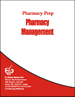 Pharmacy Prep Technician Qualifying Exam Review, Pharmacy Operational Managements - Misbah Biabani, Ph.D.