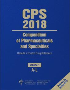 CPS, Compendium of Pharmaceutical Specialties
