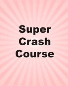 Evaluating Exam Crash Course