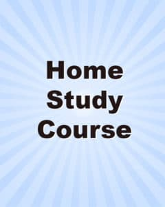 Qualifying Exam MCQ Home Study Courses